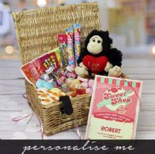 Valentines Sweet Hamper - Cheeky Monkey